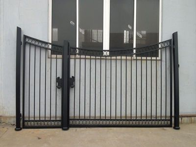 Metal Security Gate