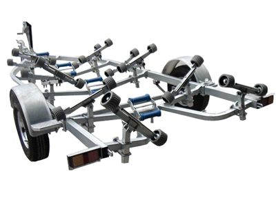 Boat Trailer Single Axle