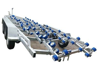 Boat Trailer Triple Axle
