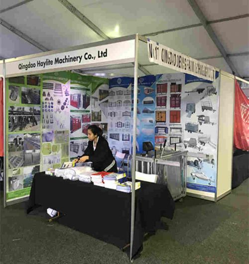Haylite attended Agquip 2017 in Australia
